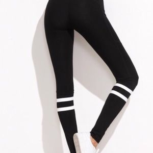 Pants - KACI High Waisted Leggings
